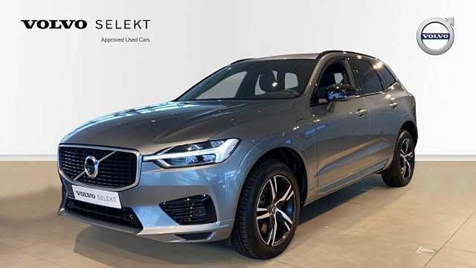 Volvo XC60 II XC60 R-Design T8 Twin Engine eAWD hybride rechargeable